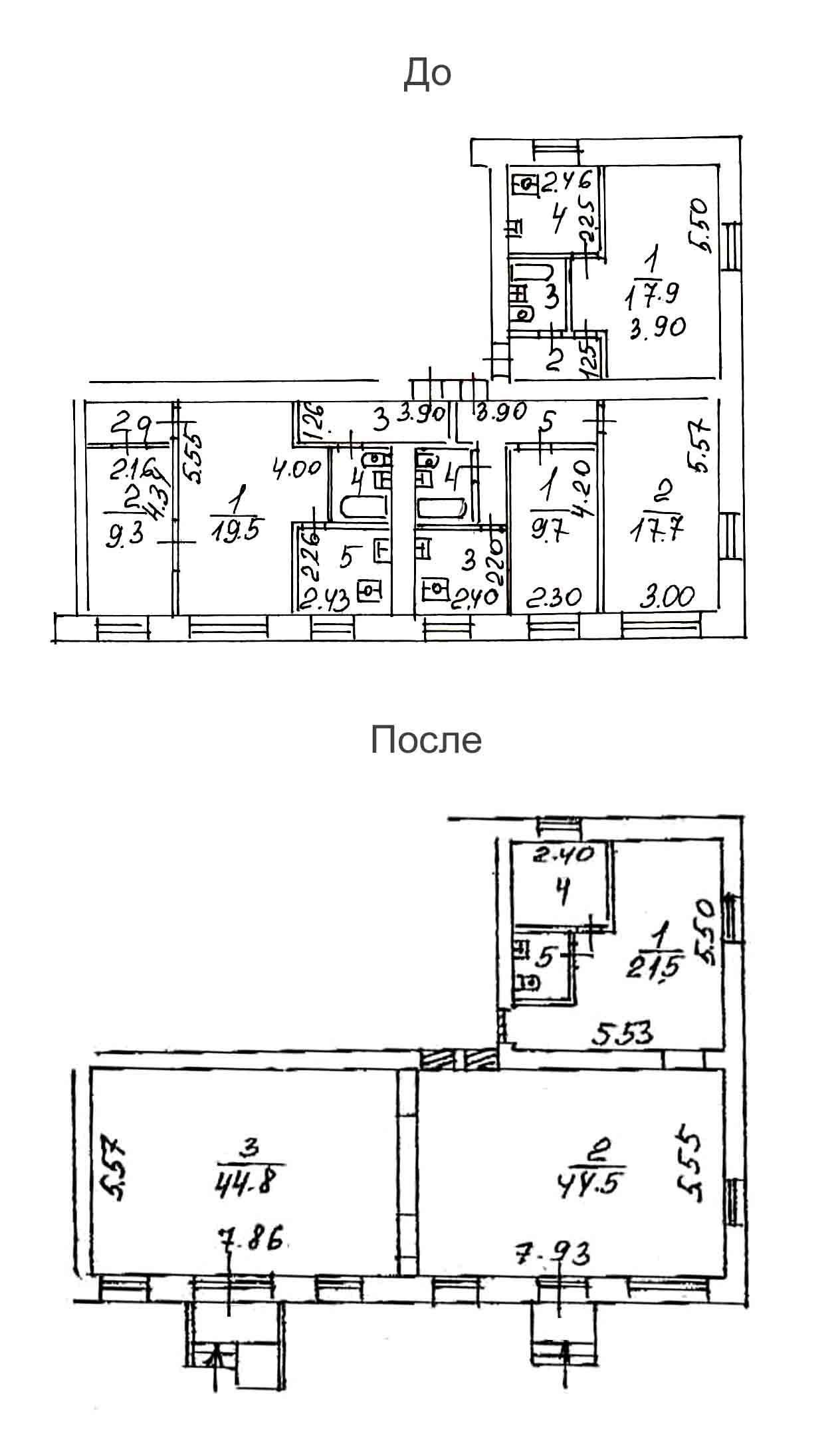 комнатные в Днепровском (Ленинском) районе — Купить